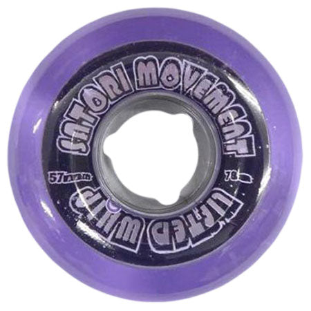 Satori Lifted Whip Core Print 57mm 78A Wheels
