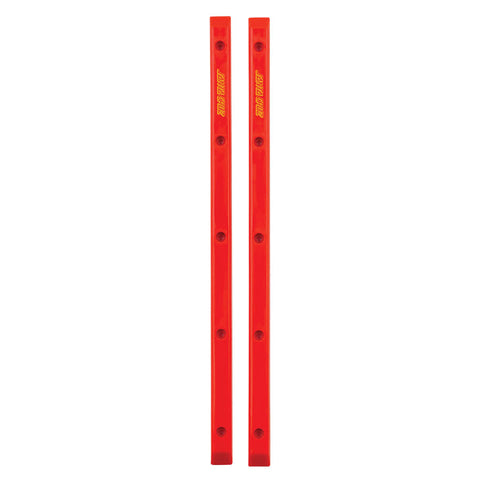 Santa Cruz Slimline Rails (Red)