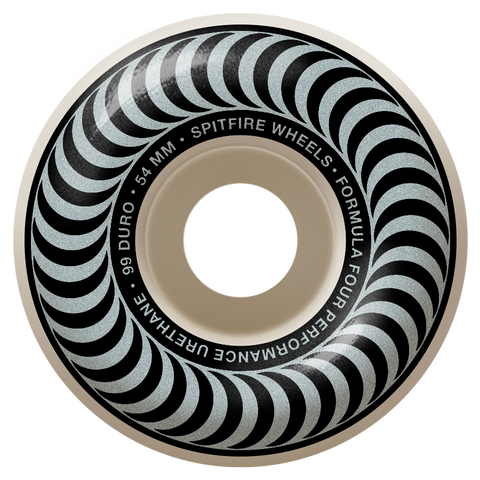 Spitfire Formula Four 54mm 99A Classic Wheels