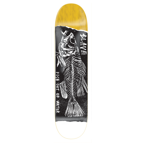 Slave Fish Out Of Water Deck 8.25""