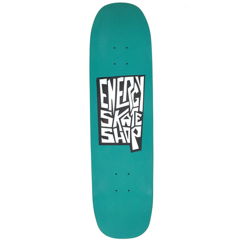 "Energy Small Room Deck 8.6"" (Teal)"