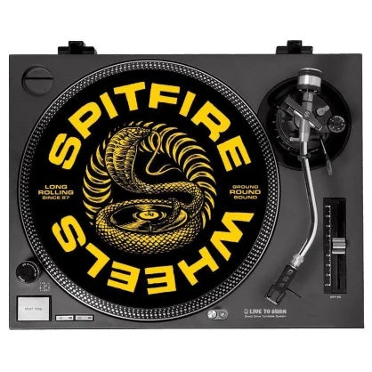 Spitfire Deep Cut Slipmat