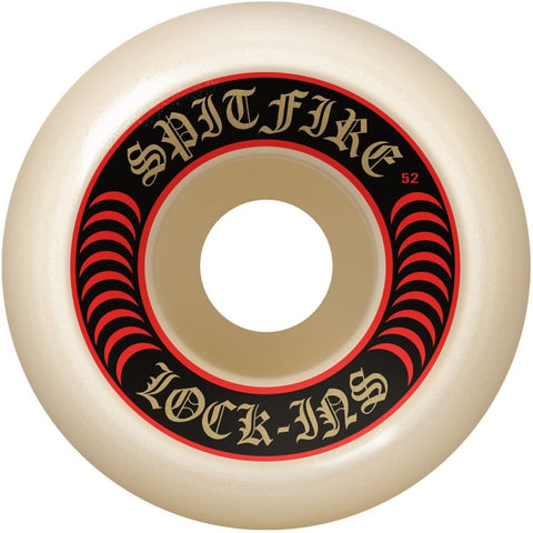 Spitfire Formula Four 55mm 101A Lock-In Wheels