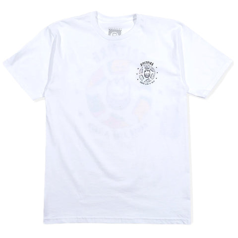 Spitfire x Skate Like a Girl Shirt - White