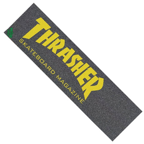 Mob x Thrasher Magazine Grip Tape Sheet (Yellow)