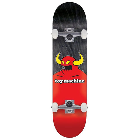 "Toy Machine Monster Mini Complete 7.38"" (Assorted Stains)"