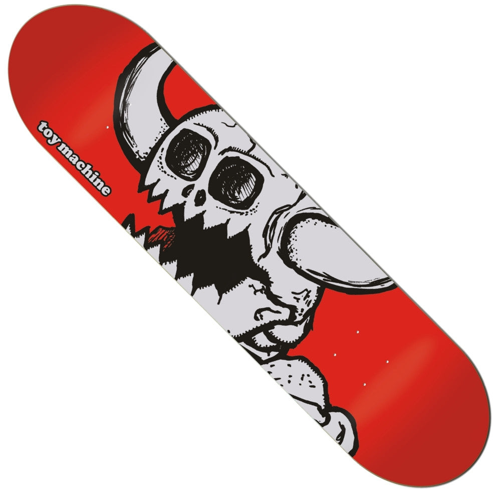 "TOY MACHINE ""Vice Dead Monster"" Deck (Red): 8.125"""