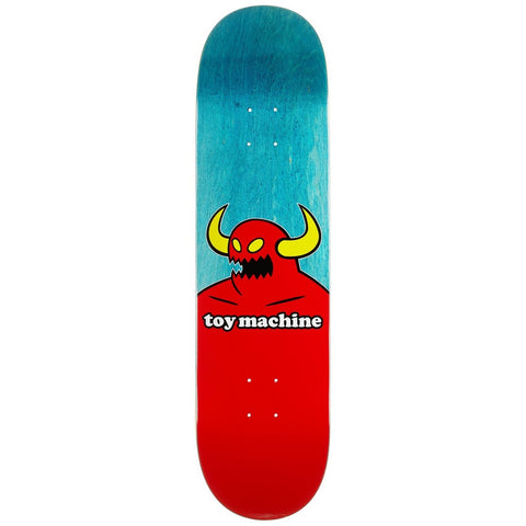 "Toy Machine Monster Deck 7.38"" (Assorted Stains)"