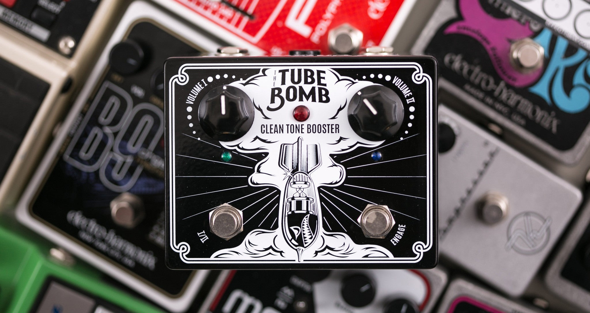 Tube Bomb Pedal - Tone Report Review