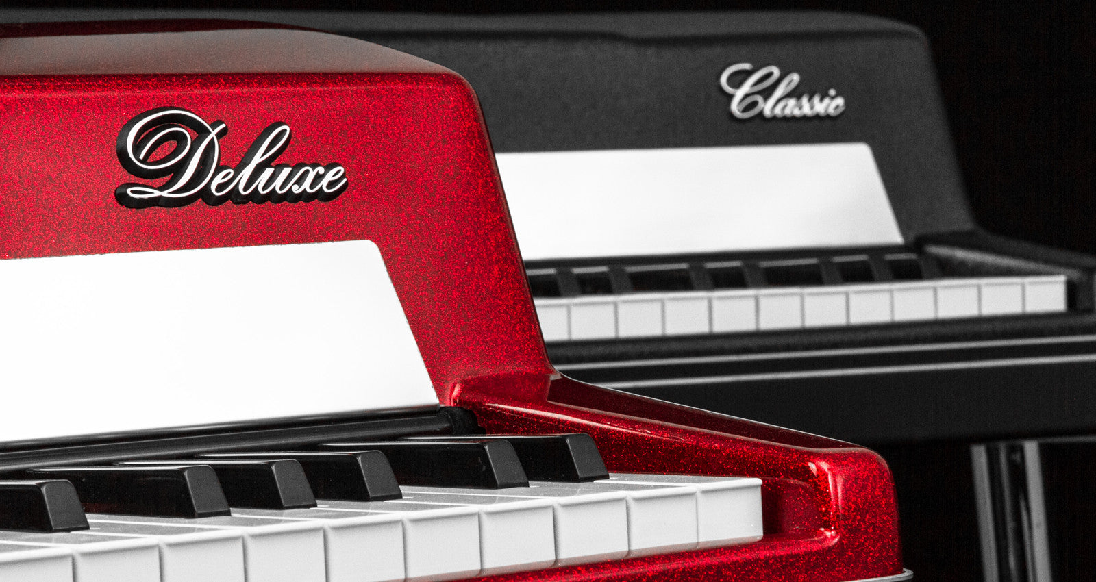 <strong>Vintage Vibe Pianos</strong> | Classic vs Deluxe?