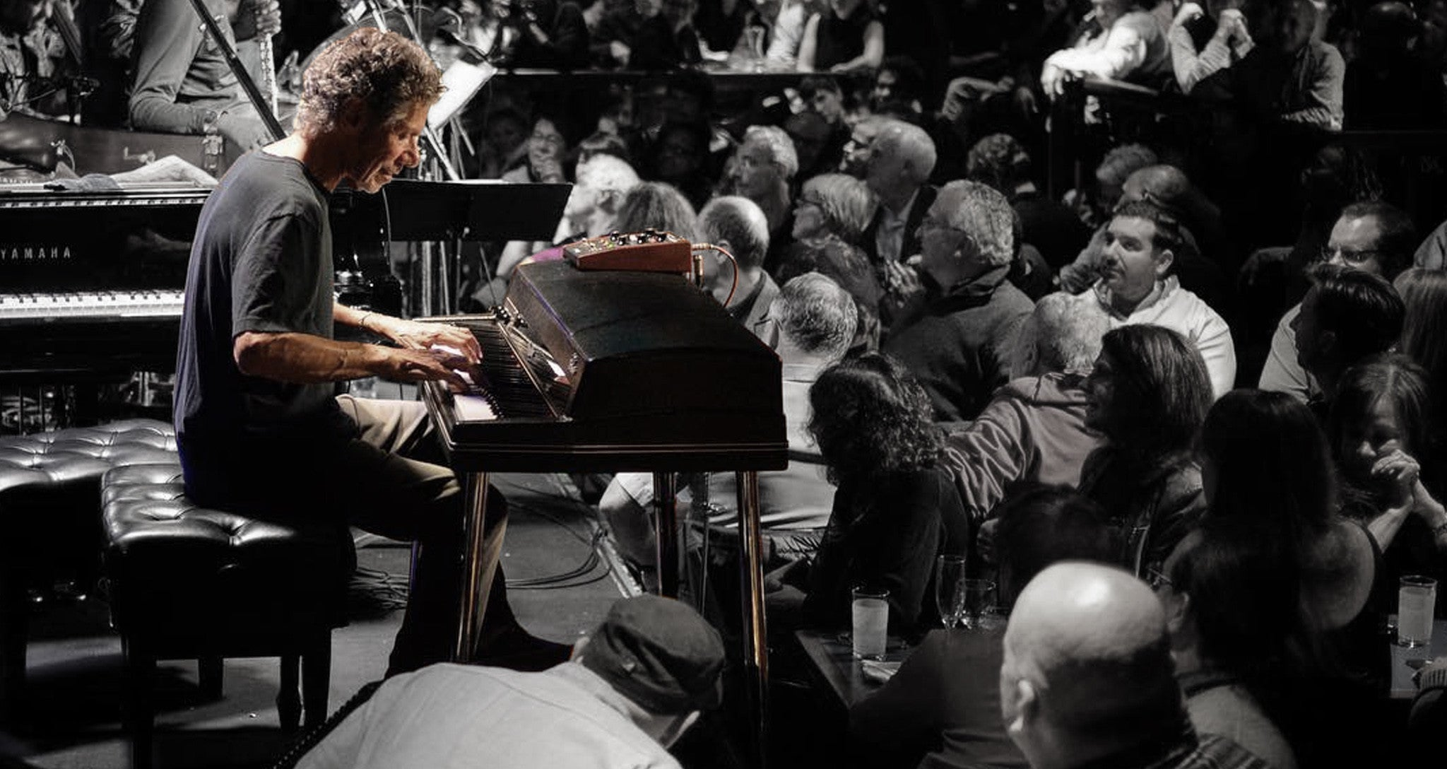 Chick Corea keeps it Classic with Vintage Vibe