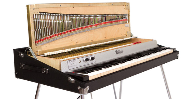 1972 fender rhodes suitcase with built in spring reverb vintage vibe. Black Bedroom Furniture Sets. Home Design Ideas