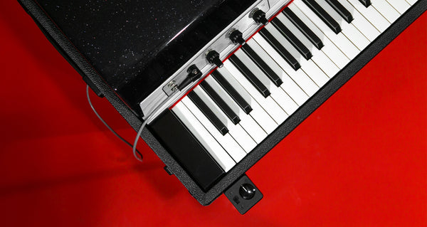 1972 Fender Rhodes Suitcase with Stereo Spring Reverb