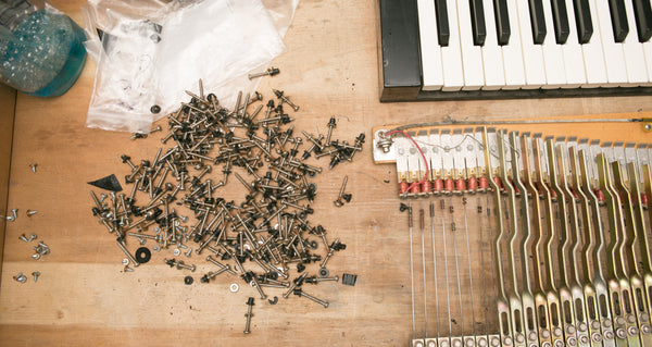 Why Tone Bar Screws, Washers and Grommets Are Important