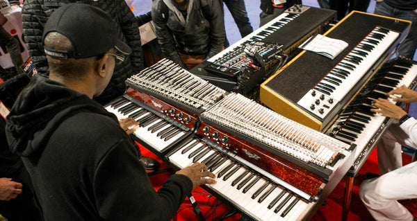 NAMM 2017 Photos <br> Day 2