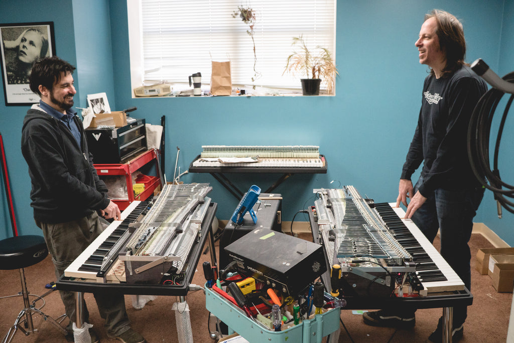 The Inside Story of the Vintage Vibe Piano™