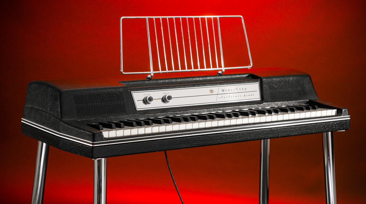Electric Pianos - Wurlitzer Model 200 (64738)