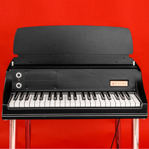 Electric Pianos - Wurlitzer Model 106 - Black