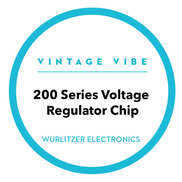 Wurlitzer 200A Voltage Regulator Chip - Vintage Vibe - Vintage Vibe