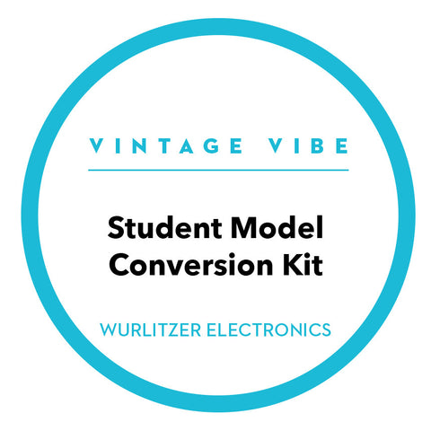 Wurlitzer Student Model Conversion Kit - Vintage Vibe - Vintage Vibe
