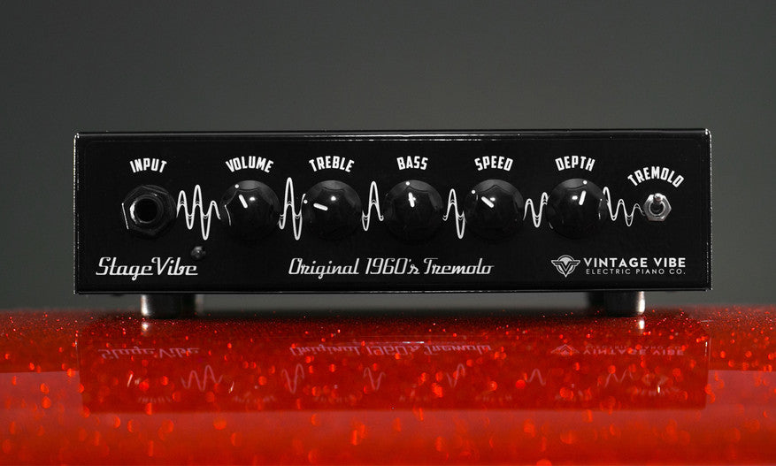 Stage Vibe Preamp Demo