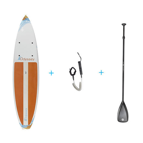 "Odyssey SUP Tour Package - Orange / On Sale for $699 / Use Code ODYS55 / Regularly - 11'0"" x 31.5"" / ORANGE - Stand Up Paddle Board - SUP Outdoor - 1"