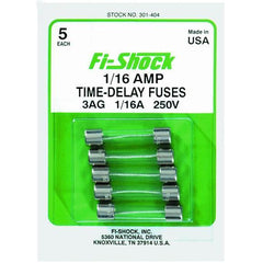 Fi-Shock | 1/16 Ampere Time-Delay Fuse