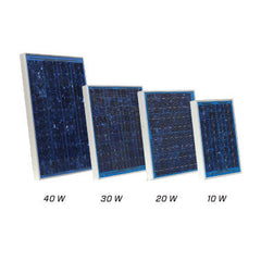 Larger Bracket for 40W Solar Panel