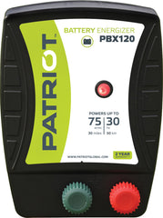 Patriot | PBX120 Fence Energizer