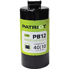 Patriot | PB12 Fence Energizer