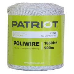 Patriot | Poly Wire - 1320'