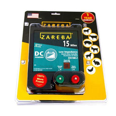 Zareba | 15 Mile Battery Operated Low Impedance Charger