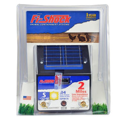Fi-Shock | 2 Mile Solar Charger