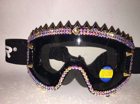 Burning Man, festival goggles