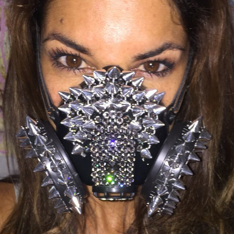 Festival/Burning Man Dust Mask. Style 1