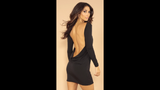 Leiluna Collection backless dress, multiple colors