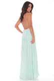 Long Backless summer dress - Many colors