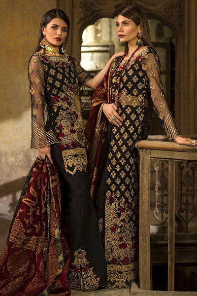 Zainab Chottani Wedding Festive Collection 2019