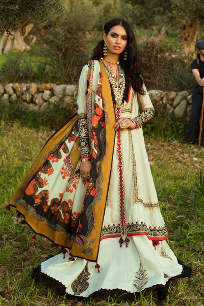 Élan Luxury Lawn Collection 2019
