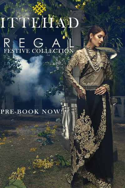 Ittehad Regal Festive Collection 2018