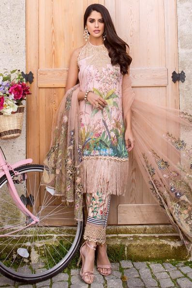 Shiza Hassan Luxury Lawn Collection '18