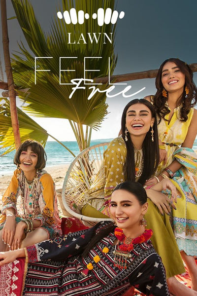 Khaadi Spring/Summer Lawn Collection 2018
