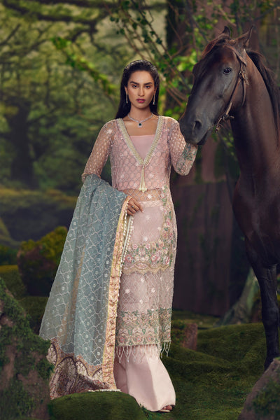Qalamkar Forêt de Luxe Wedding Collection 2018