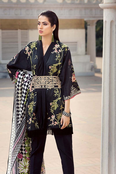 Gul Ahmed Summer – Essential Lawn Collection