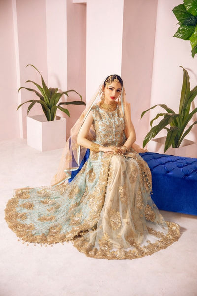 Shamrock by Maryum N Maria Luxury Chiffon Collection 2019