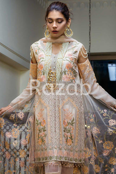 Razab Luxury Chiffon Collection 2019