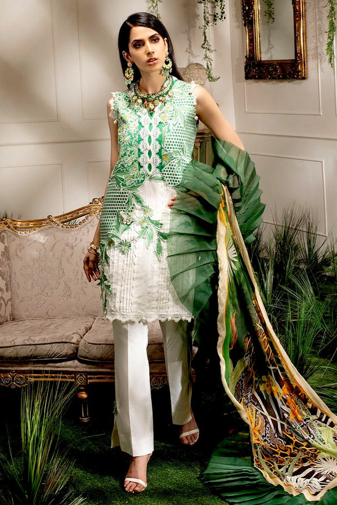 Mushq Hemline Collection 2020 –  HLS-01b Odyssey