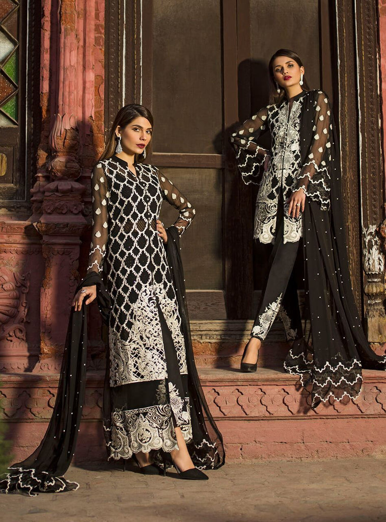 Zainab Chottani Wedding Festive Collection 2019 – Pearly Night