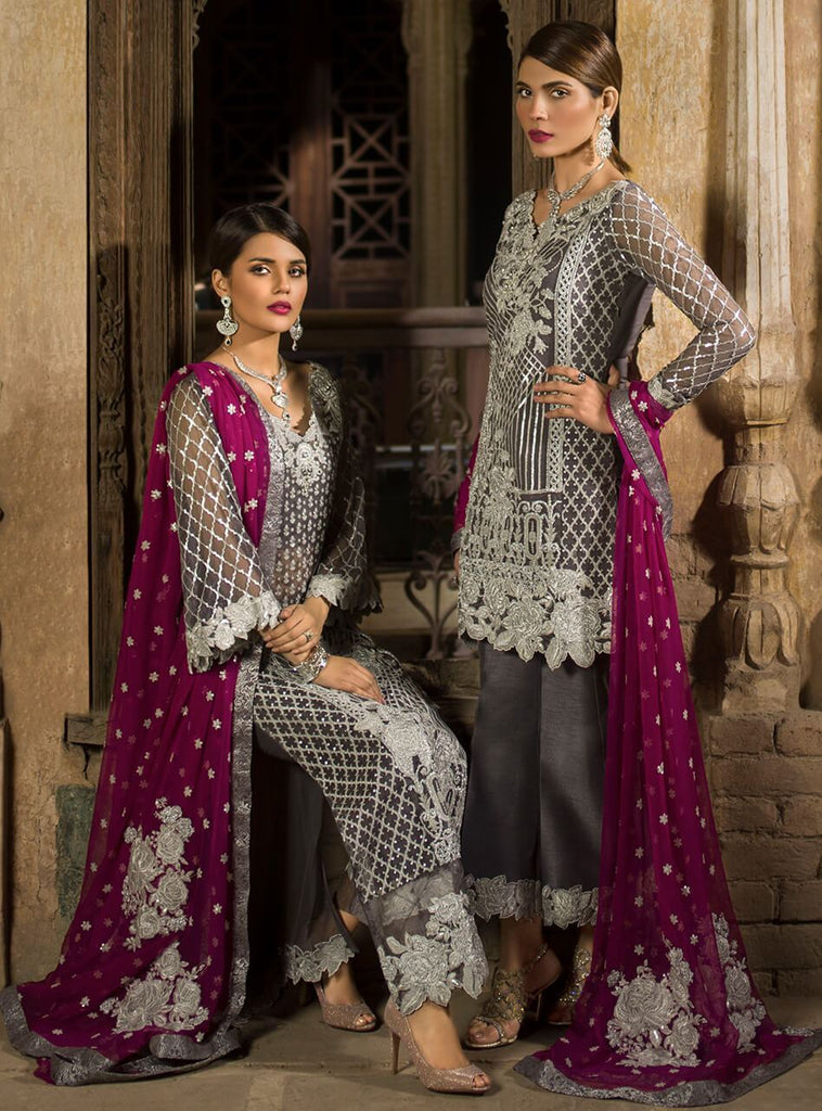 Zainab Chottani Wedding Festive Collection 2019 – Moonlit Beaute