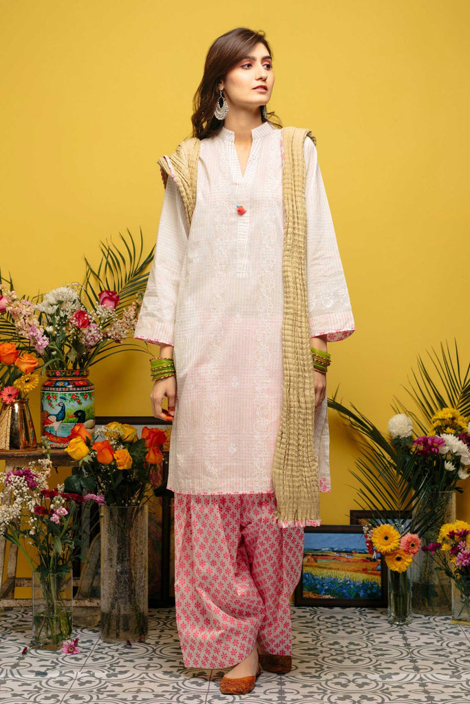 Zara Shahjahan Spring/Summer Lawn Collection 2018 – Punjab Vol.1 - 1133